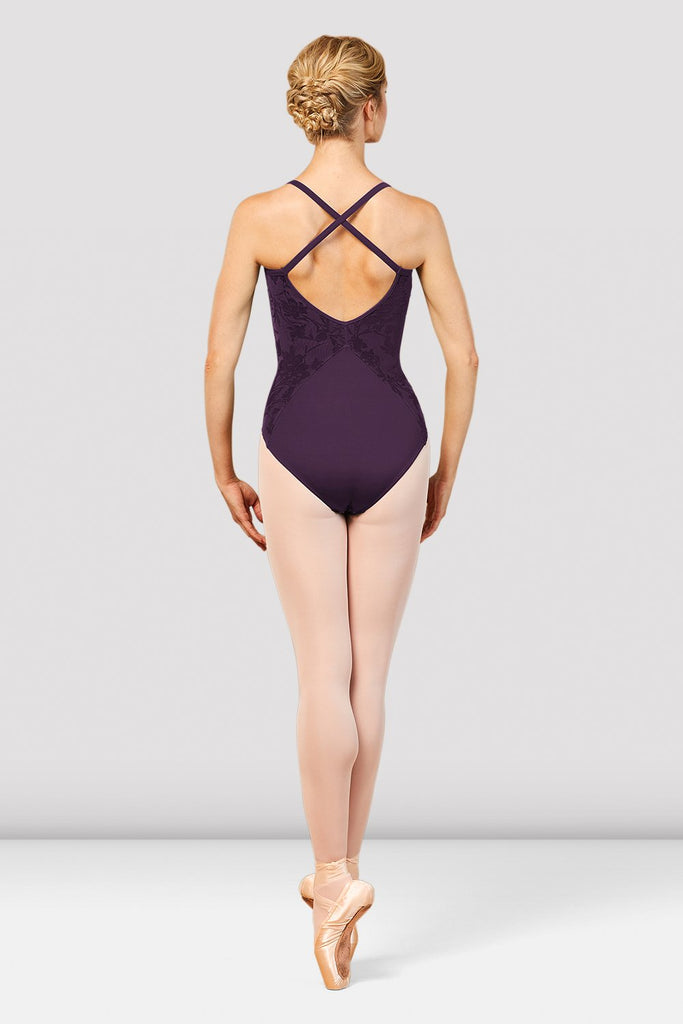 Ladies Dove Cross Back Camisole Leotard - BLOCH US