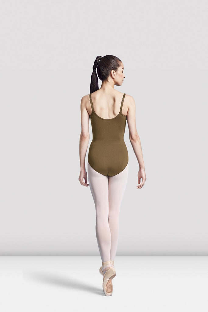 Ladies Zena Support Bra Adjustable Strap Leotard