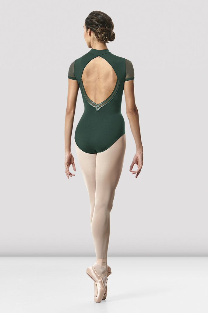 Ladies Gwenn Cap Sleeve Leotard - BLOCH US