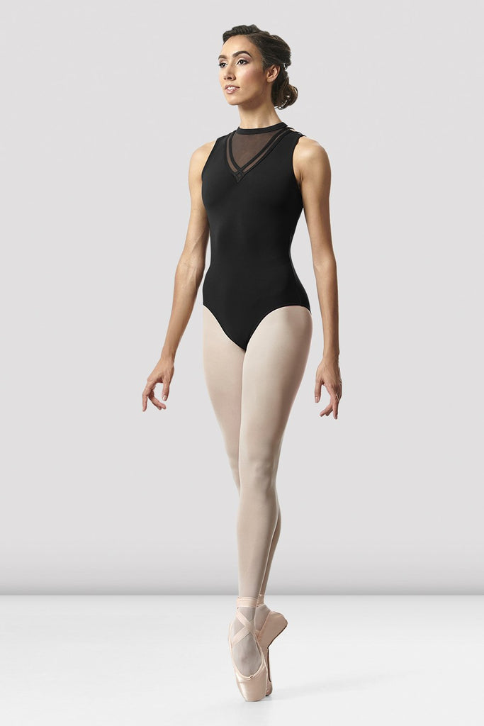 Ladies Sakura Open Back Leotard - BLOCH US