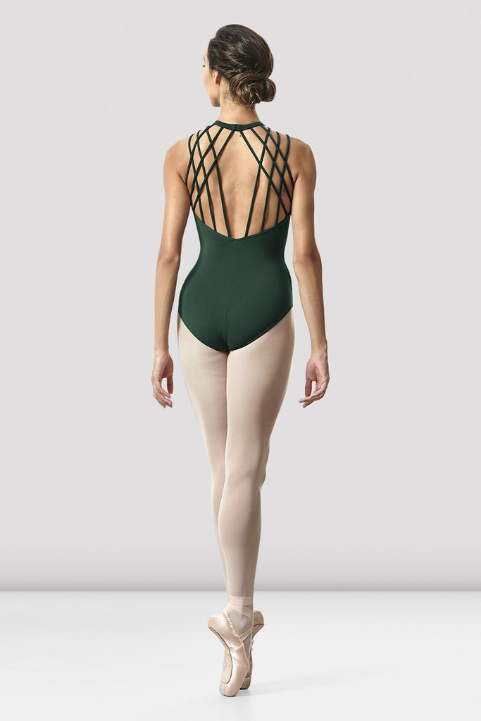 Ladies Sakura Open Back Leotard