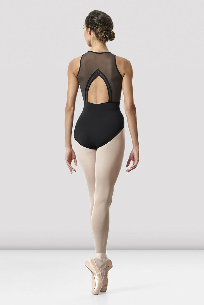 Ladies Arrosa Open Back Leotard - BLOCH US