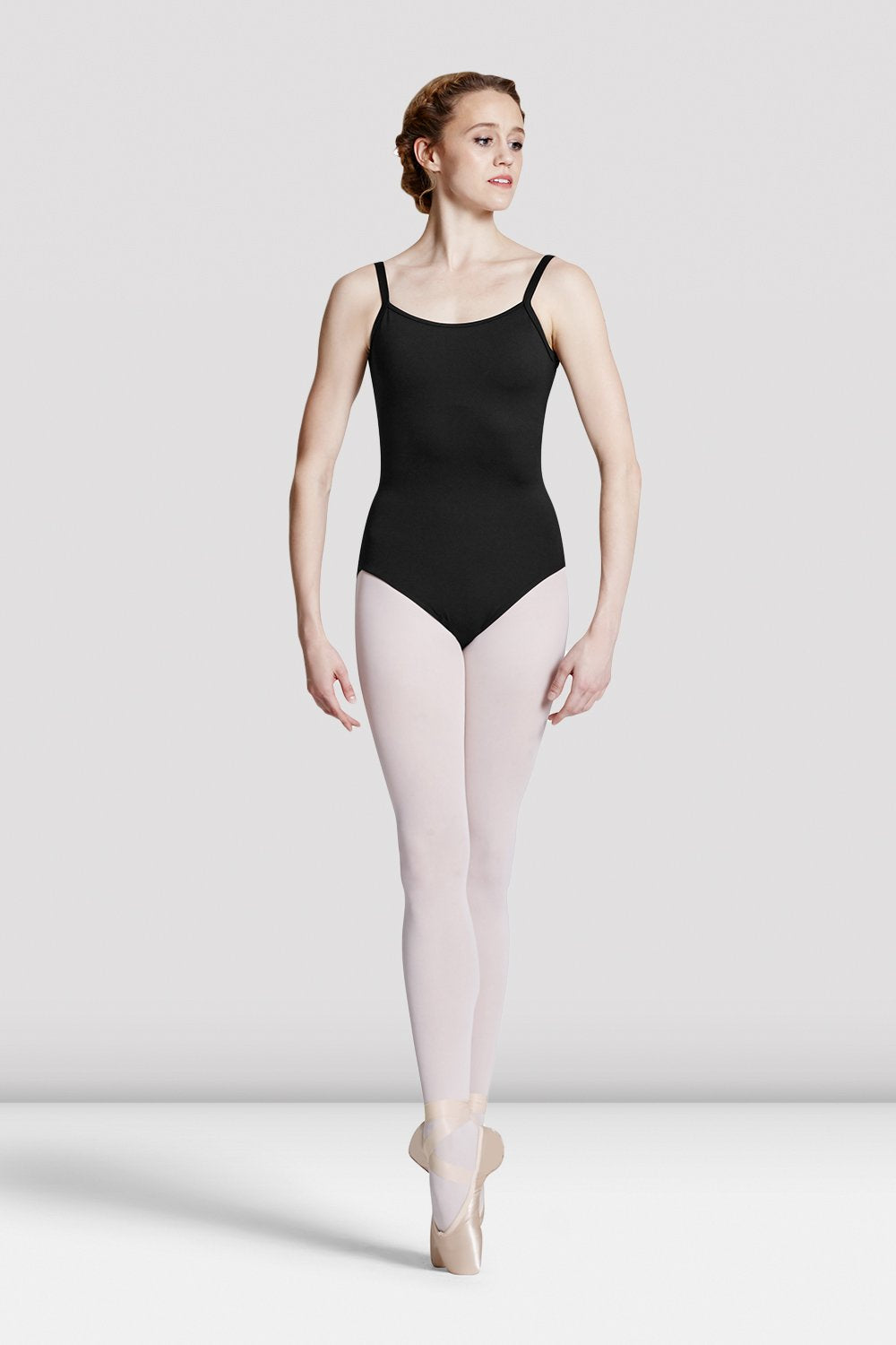 Ladies Allnatt Cross Back Leotard - BLOCH US