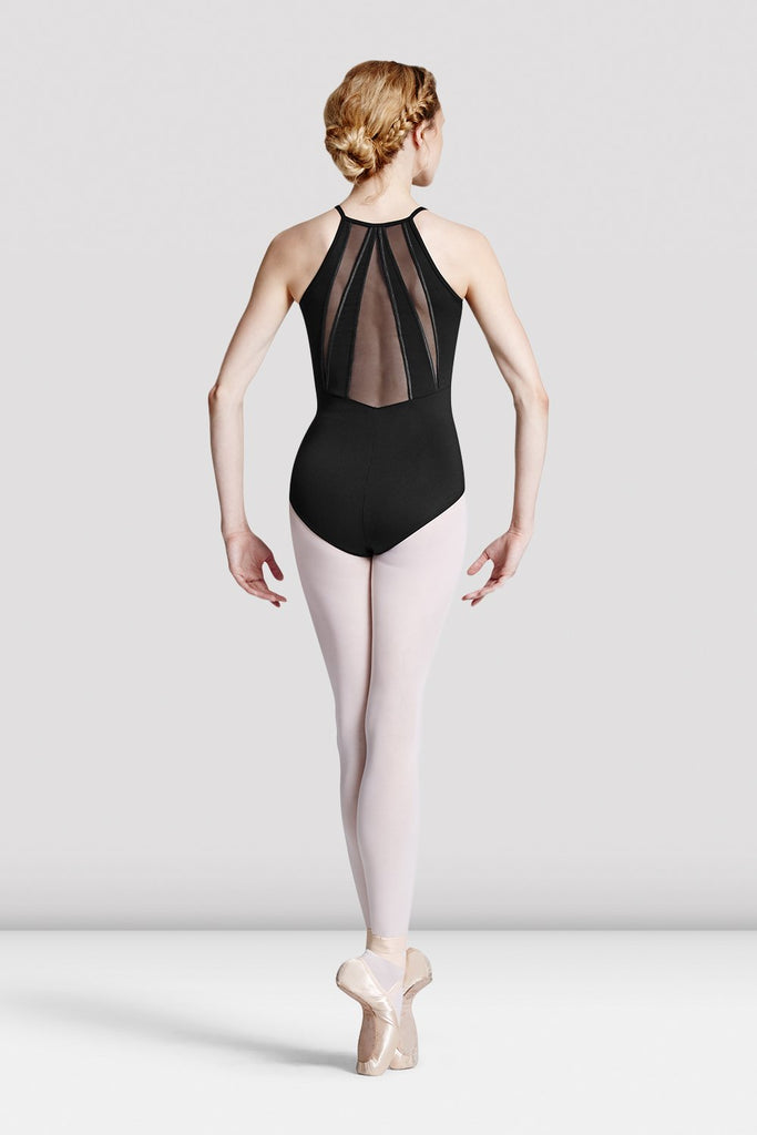 Ladies Jubilee Halterneck Leotard - BLOCH US