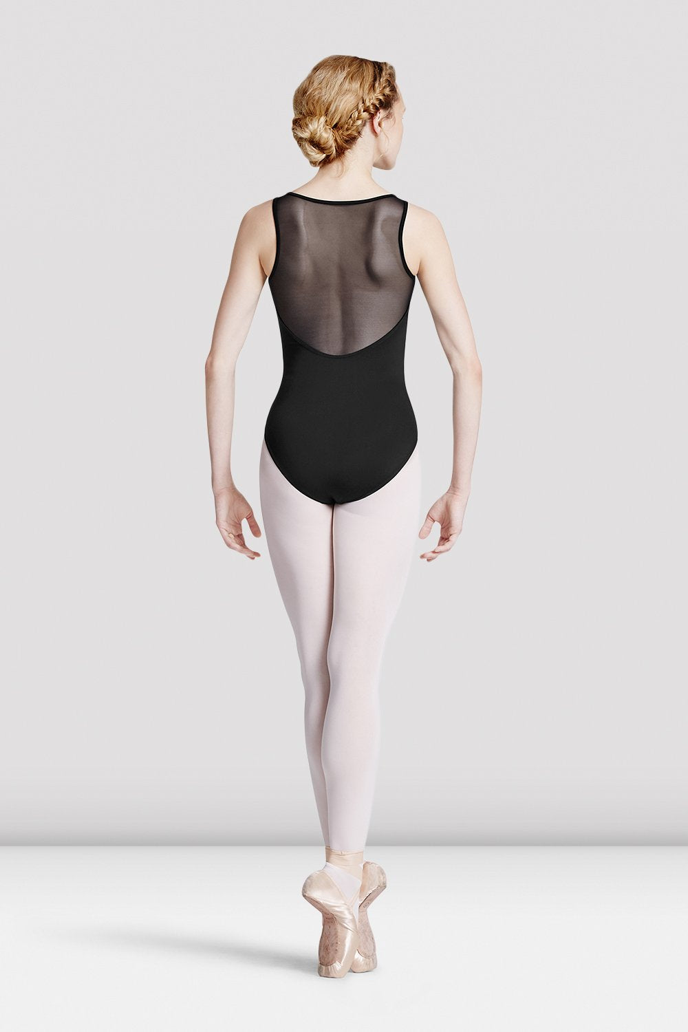 Ladies Briolette Mesh Back Leotard