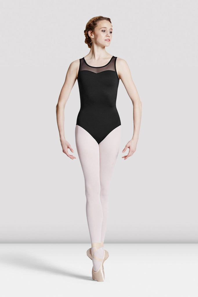 Ladies Briolette Mesh Back Leotard - BLOCH US