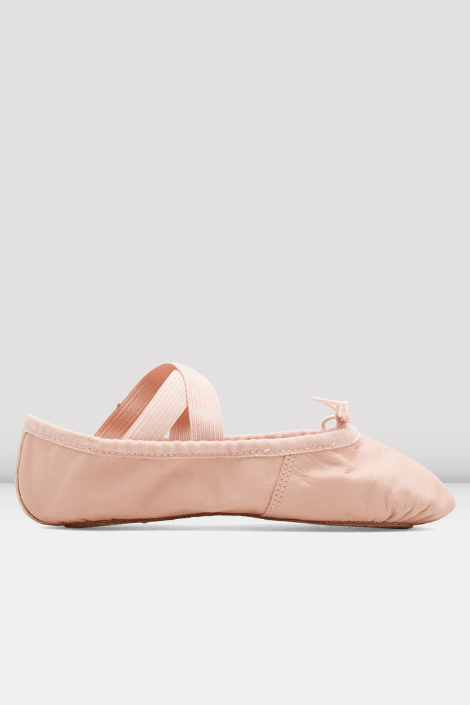 Girls Leo Ensemble Full Sole Ballet Shoes - BLOCH US