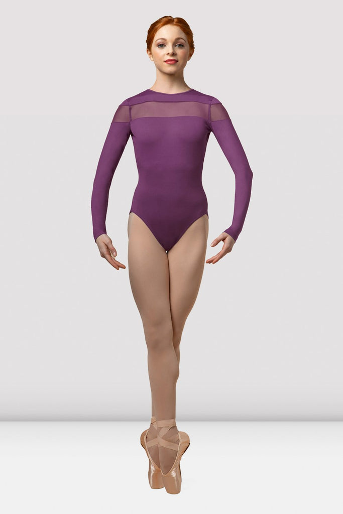 Ladies Mirella Boutique Long Sleeve Leotard - BLOCH US