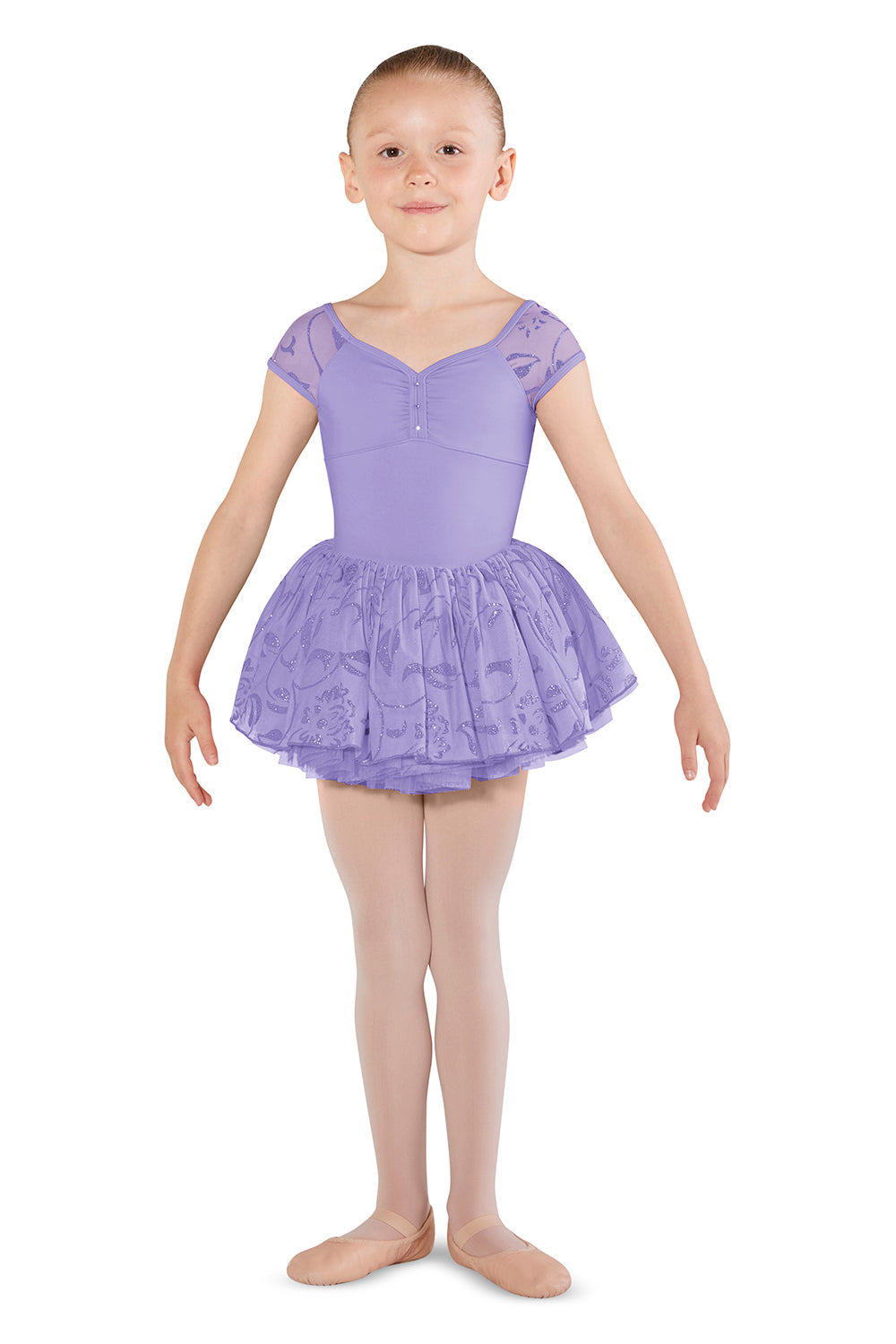 Girls Mirella Mesh Tutu Skirt