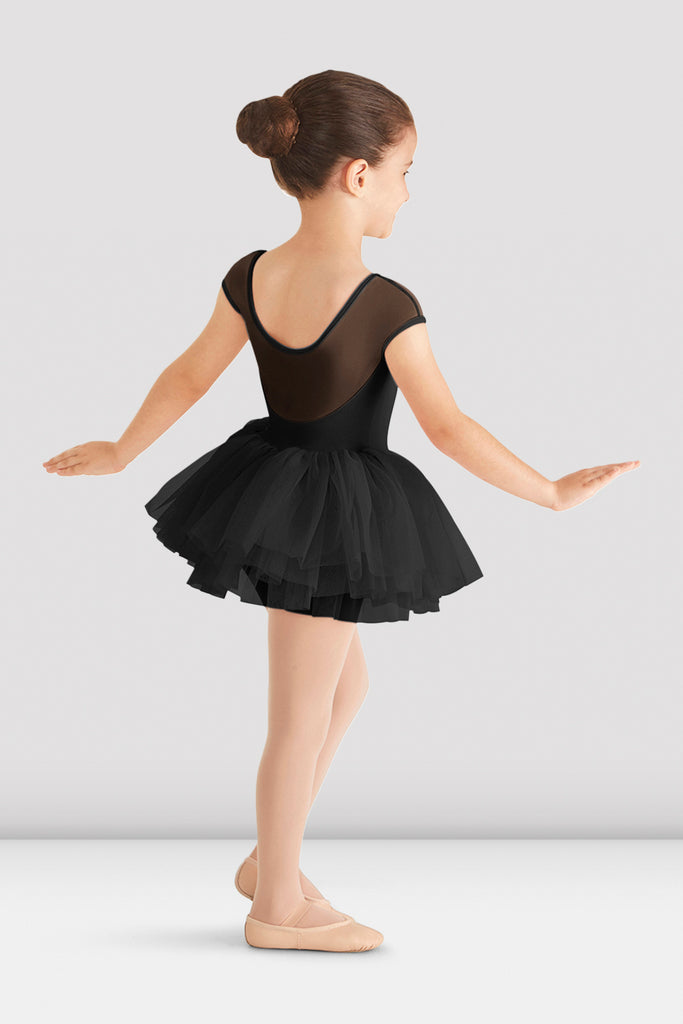 Girls Mirella Bow Back Tutu Leotard - BLOCH US