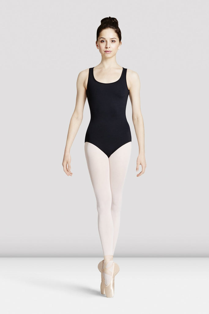 Ladies Mirella Peacock Lace Back Leotard - BLOCH US