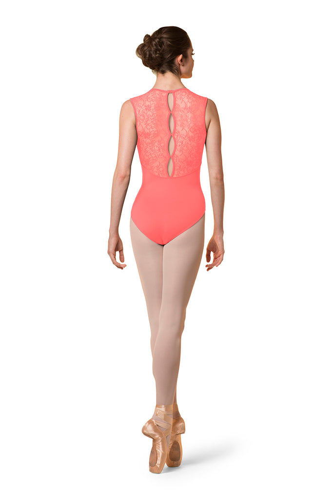 Ladies Mirella Scoop Neck Tank Leotard - BLOCH US