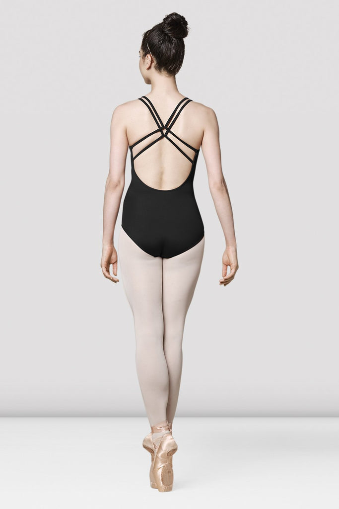 Ladies Mirella Messina Double Strap Back Leotard - BLOCH US