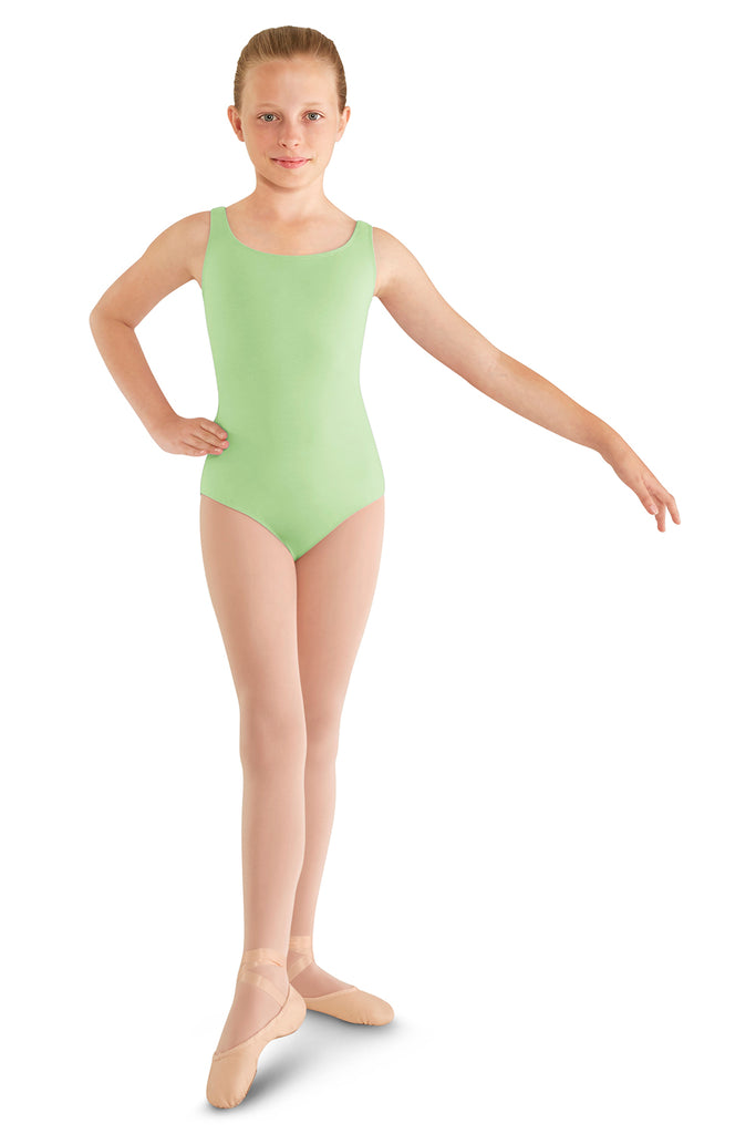 Girls Mirella Tank Leotard with Support - BLOCH US