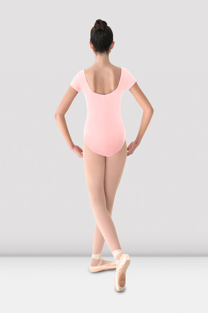 Girls Mirella Cap Sleeve Leotard - BLOCH US
