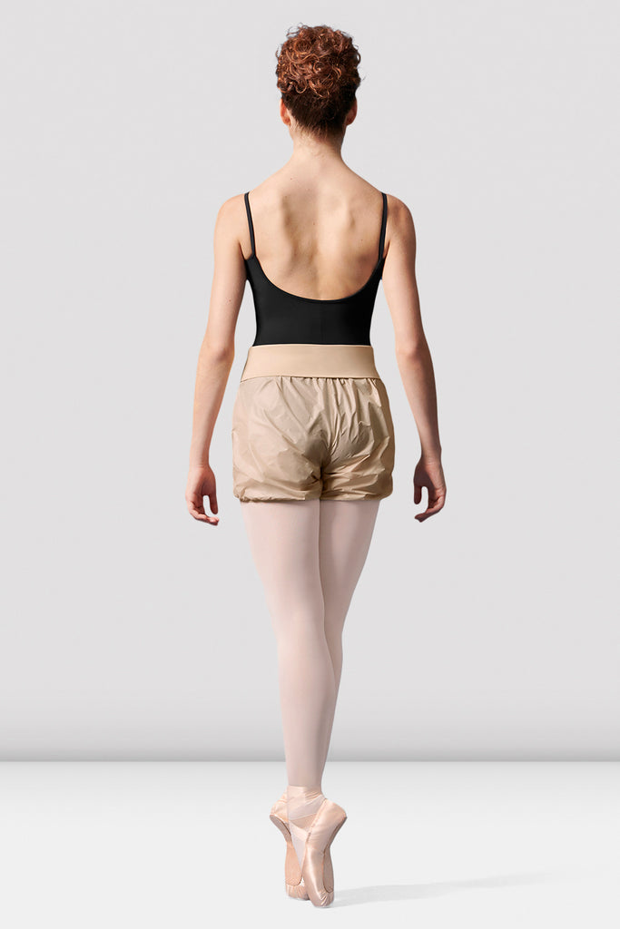 Ladies Mirella Rip Stop Warm-up Short - BLOCH US