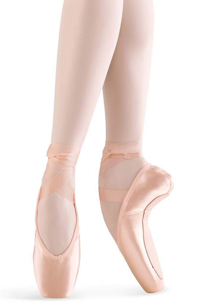 Mirella Elegance Pointe Shoe - BLOCH US