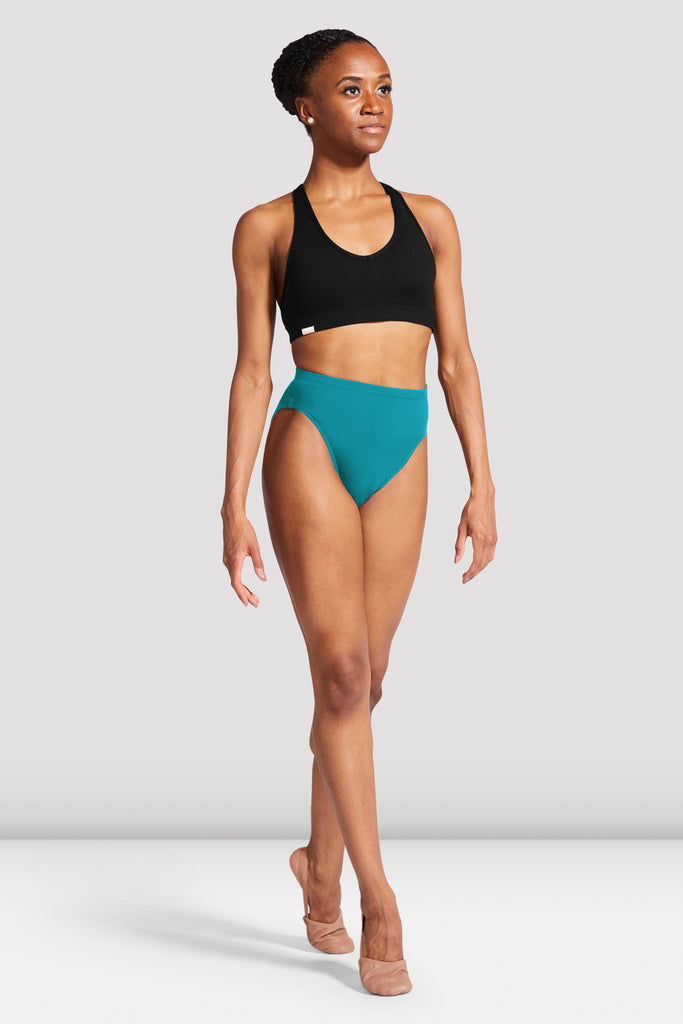 Ladies Cara High Legline Brief - BLOCH US