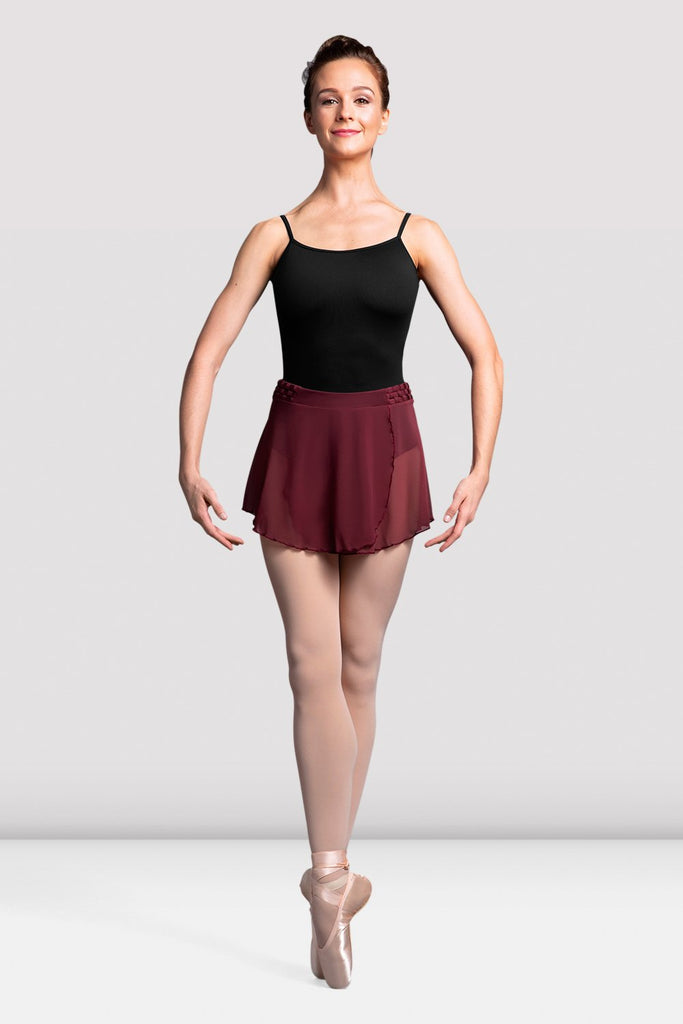 Ladies Maeve Fixed Wrap Skirt - BLOCH US