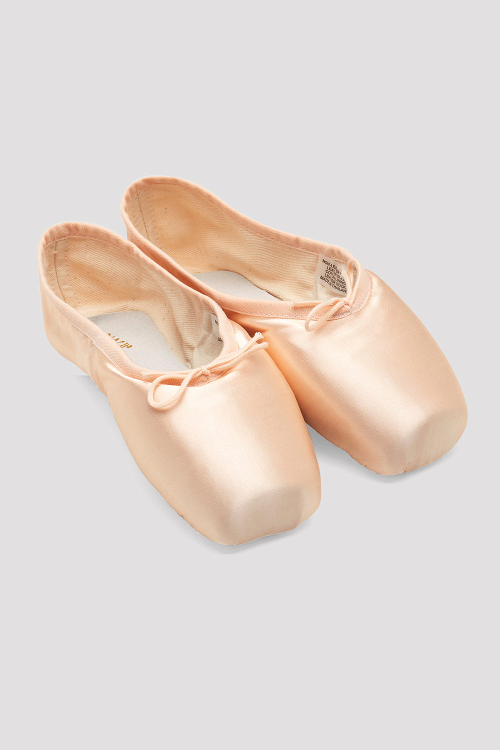 Hannah Long Length Pointe Shoes - BLOCH US