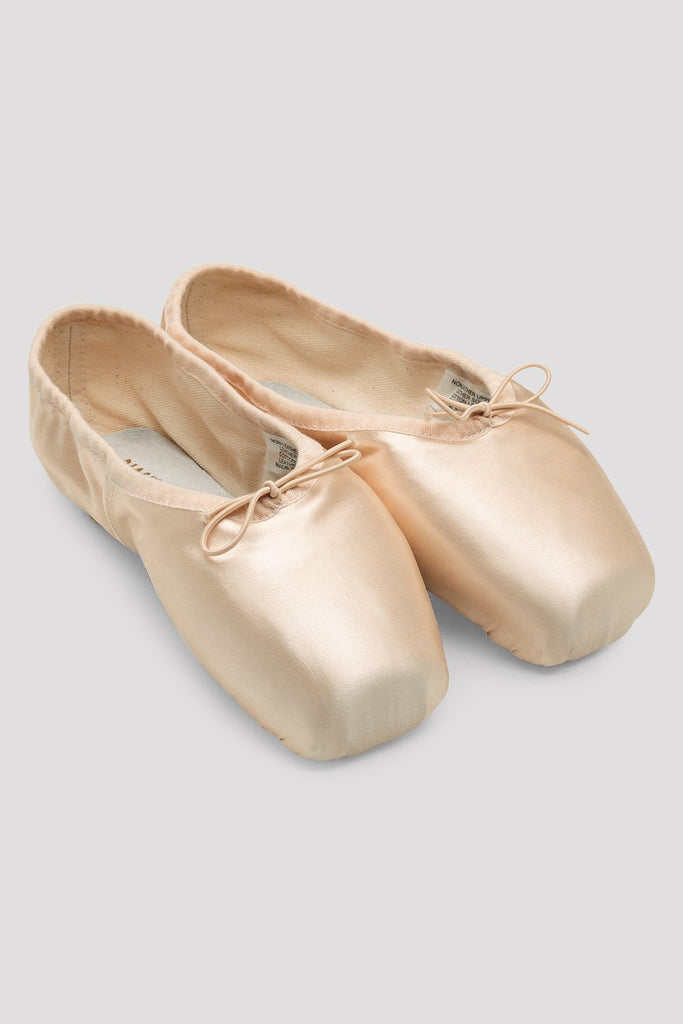 Hannah Strong Pointe Shoes - BLOCH US