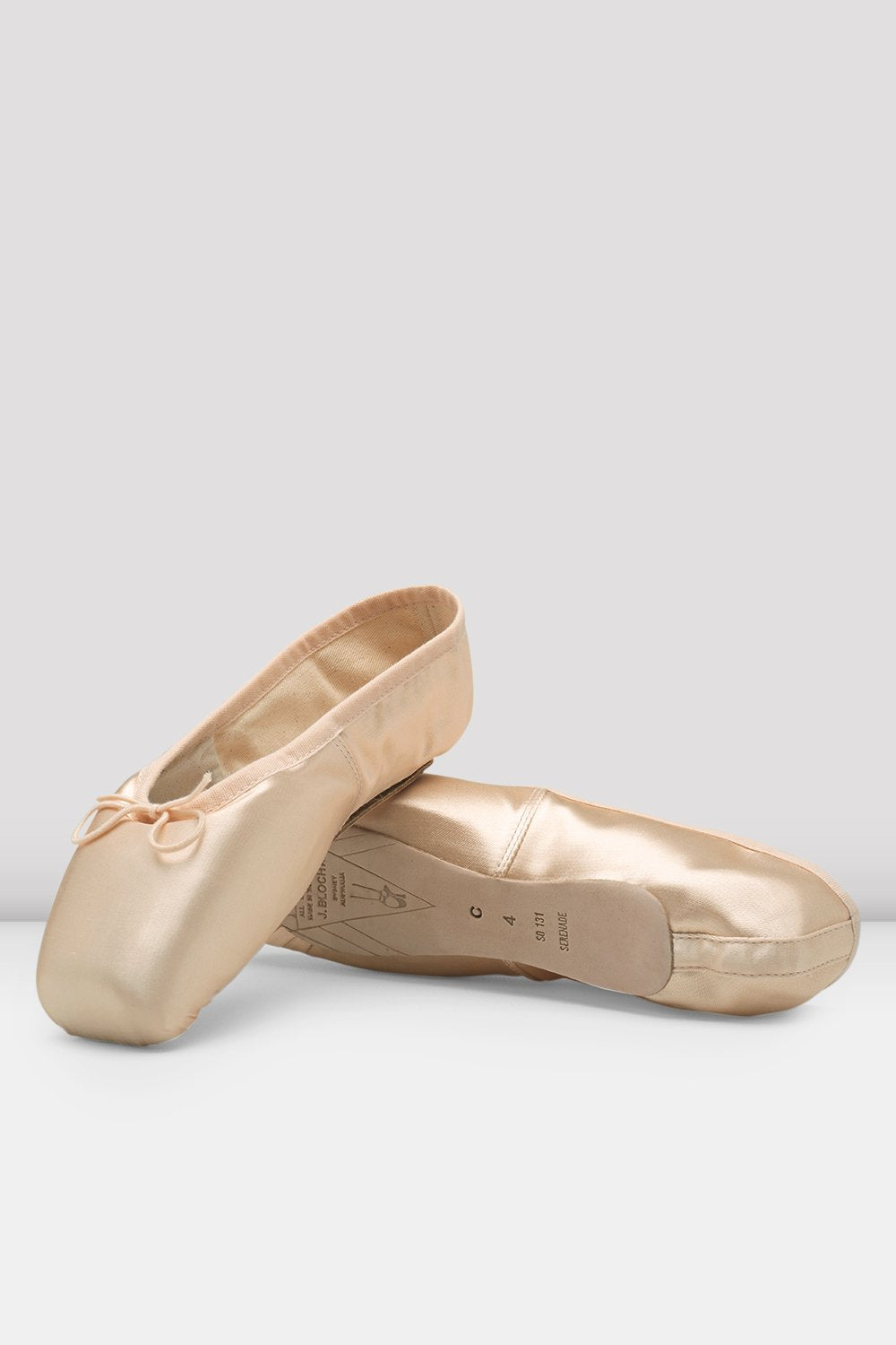 Serenade Pointe Shoes - BLOCH US