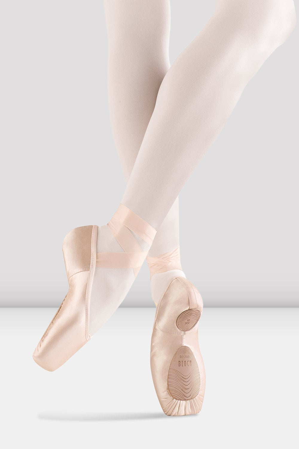 Dramatica Stretch Axis Pointe Shoes - BLOCH US