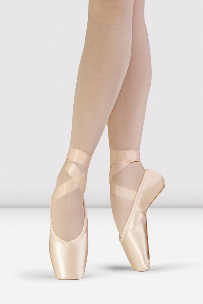 Synthesis Stretch Pointe Shoes - BLOCH US