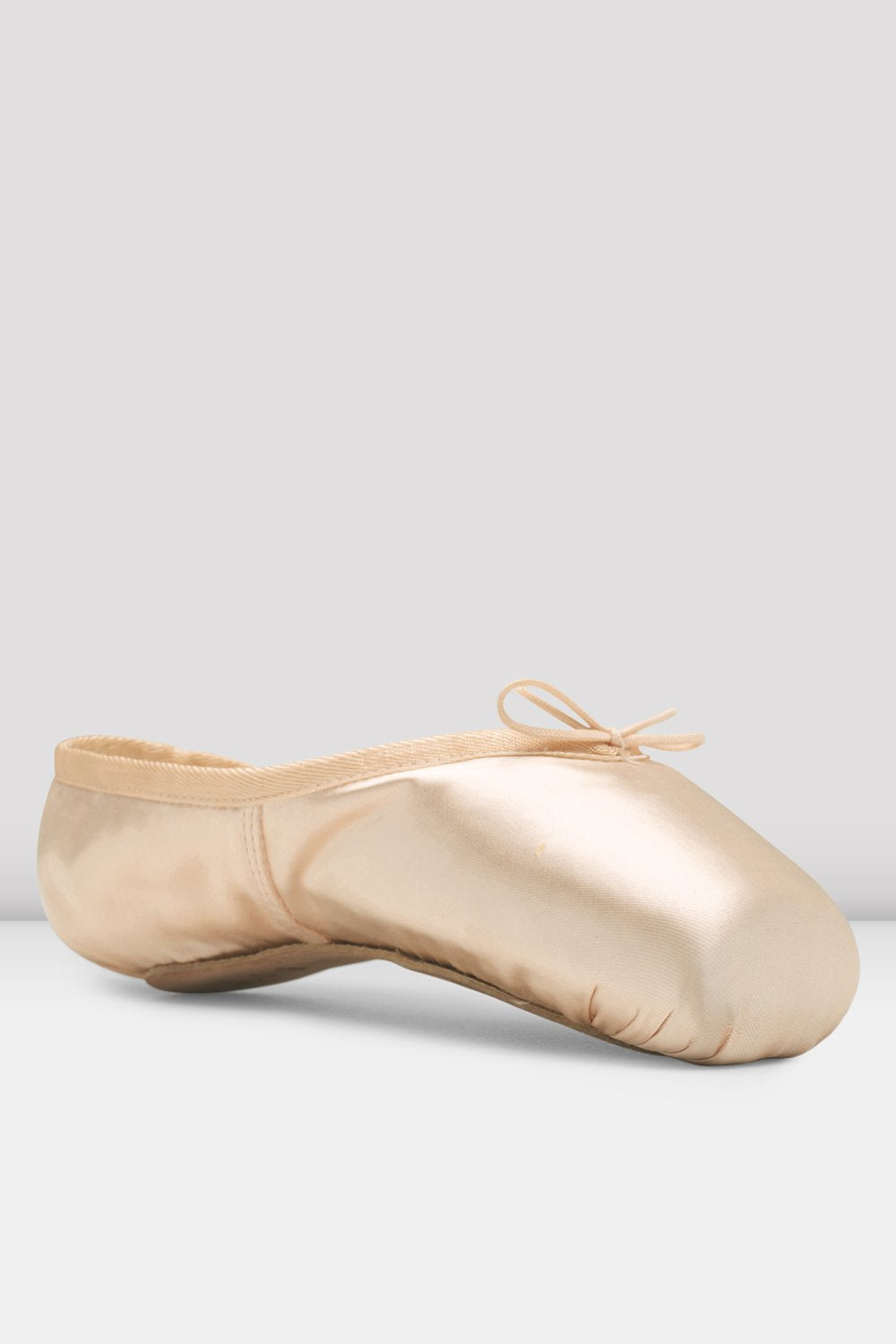Pink Satin Bloch Heritage Pointe Shoes single shoe