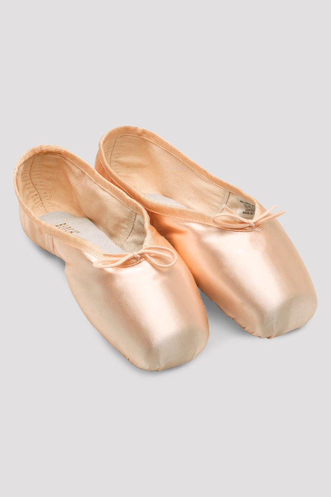 Heritage Strong Pointe Shoes - BLOCH US