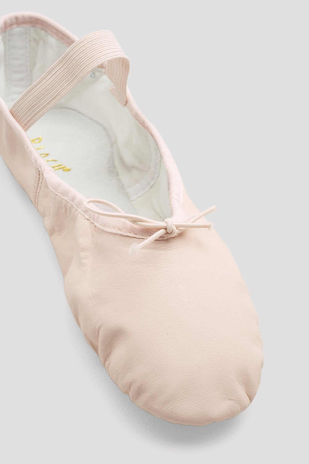 Ladies Dansoft Leather Ballet Shoes - BLOCH US