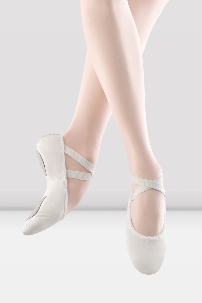 Ladies Prolite 2 Leather Ballet Shoes - BLOCH US