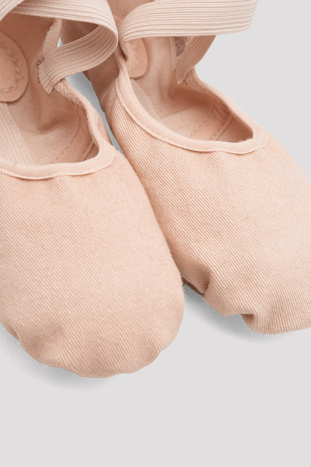 Ladies Infinity Stretch Canvas Ballet Shoes