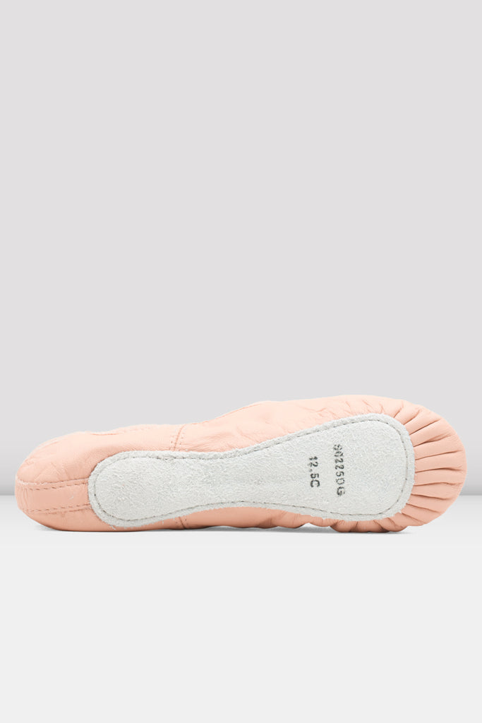 Ladies Bunnyhop Leather Ballet Shoes - BLOCH US