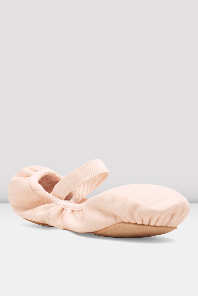 Girls Belle Leather Ballet Shoes - BLOCH US