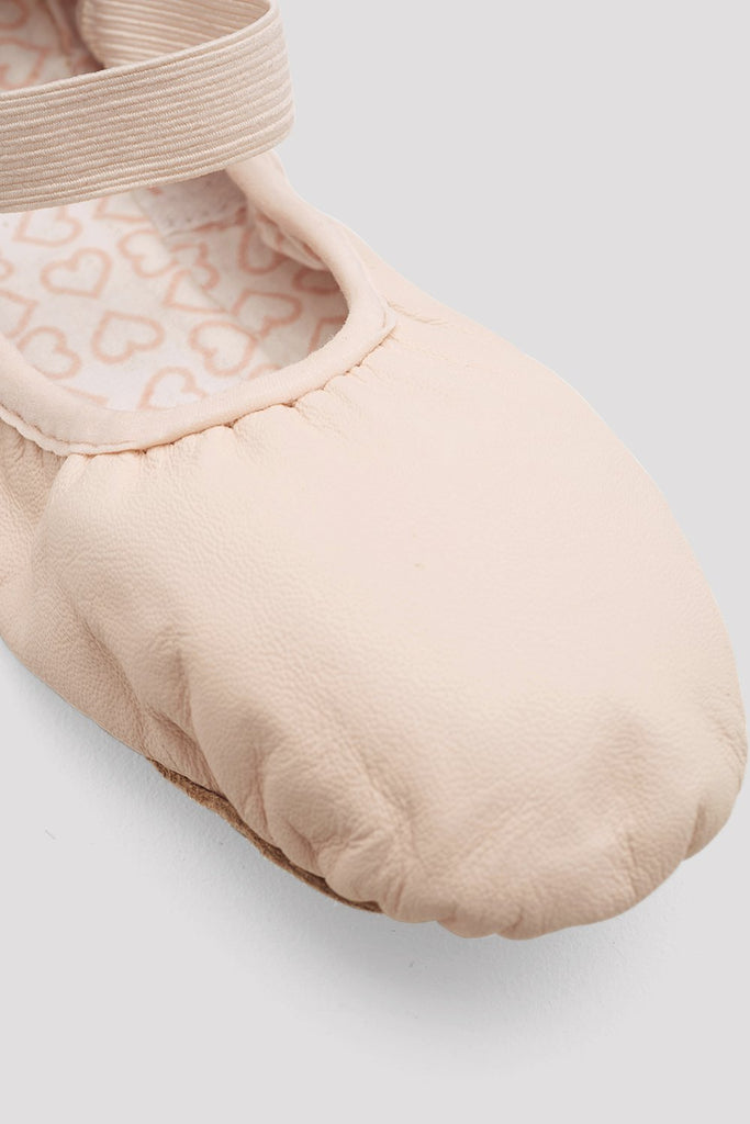 Ladies Belle Leather Ballet Shoes - BLOCH US