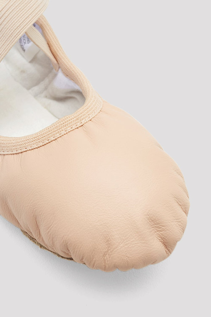 Ladies Odette Leather Ballet Shoes - BLOCH US