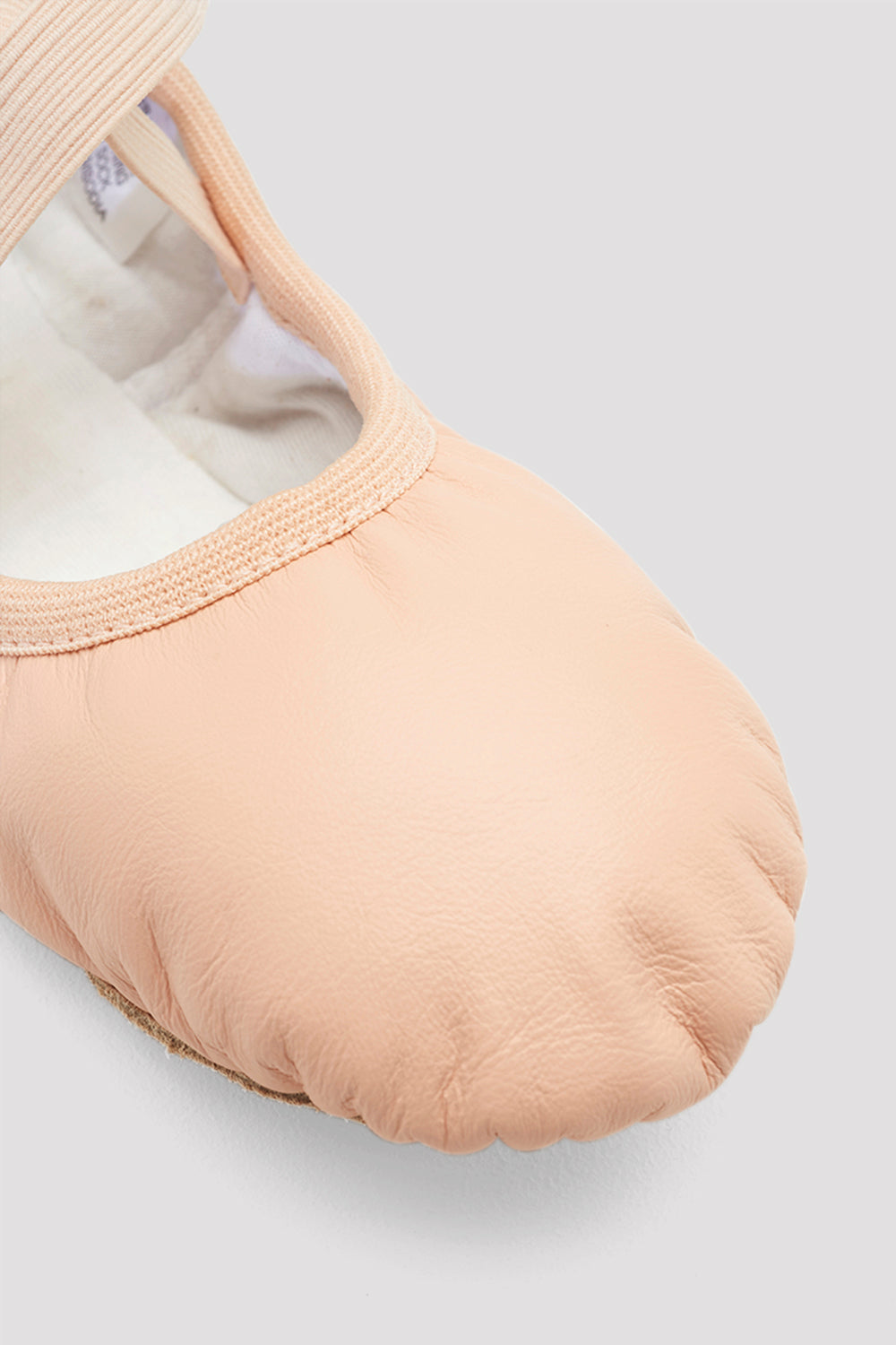 Girls Odette Leather Ballet Shoes - BLOCH US