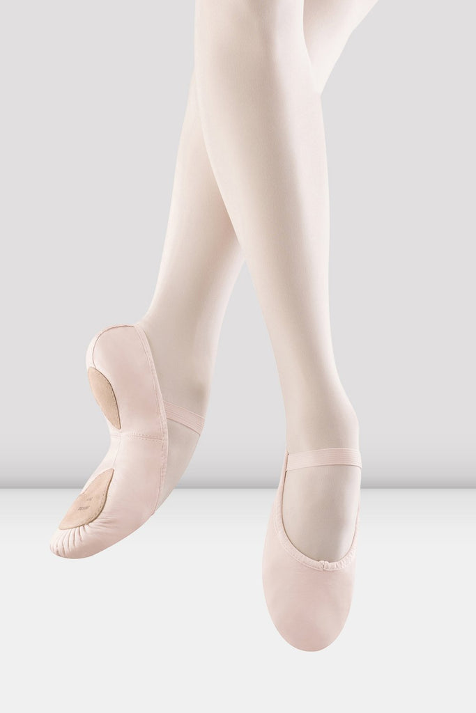 Girls Dansoft ll Split Sole Ballet Shoes - BLOCH US