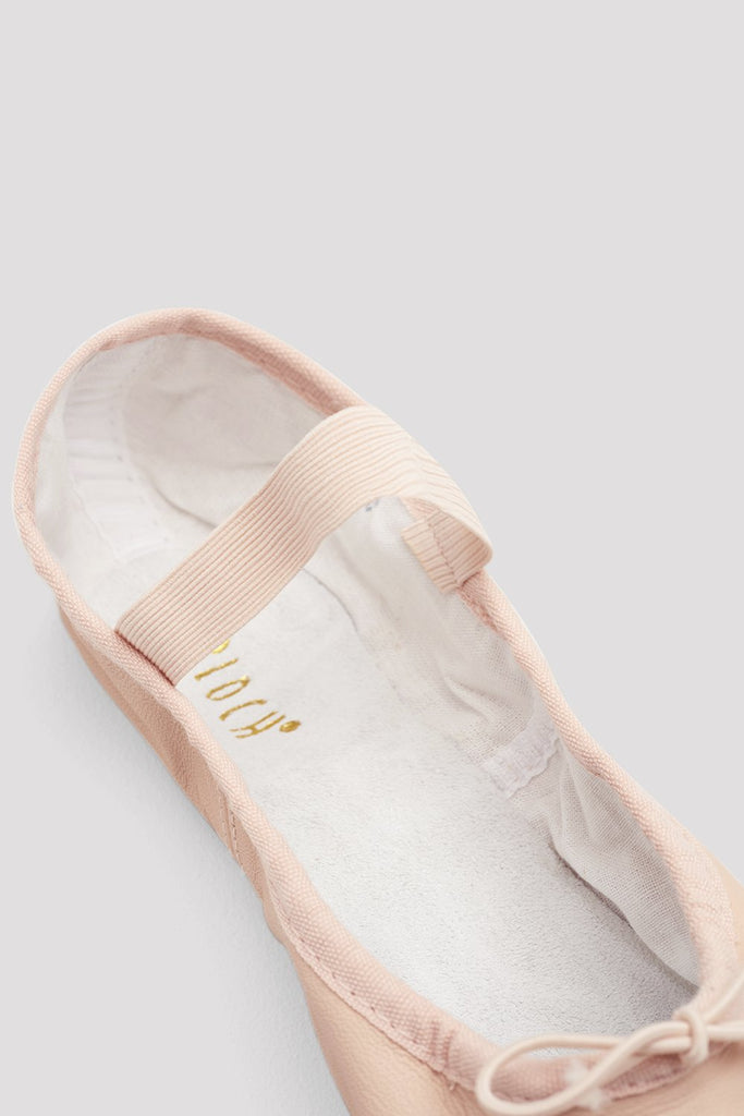 Ladies Dansoft ll Split Sole Ballet Shoes - BLOCH US