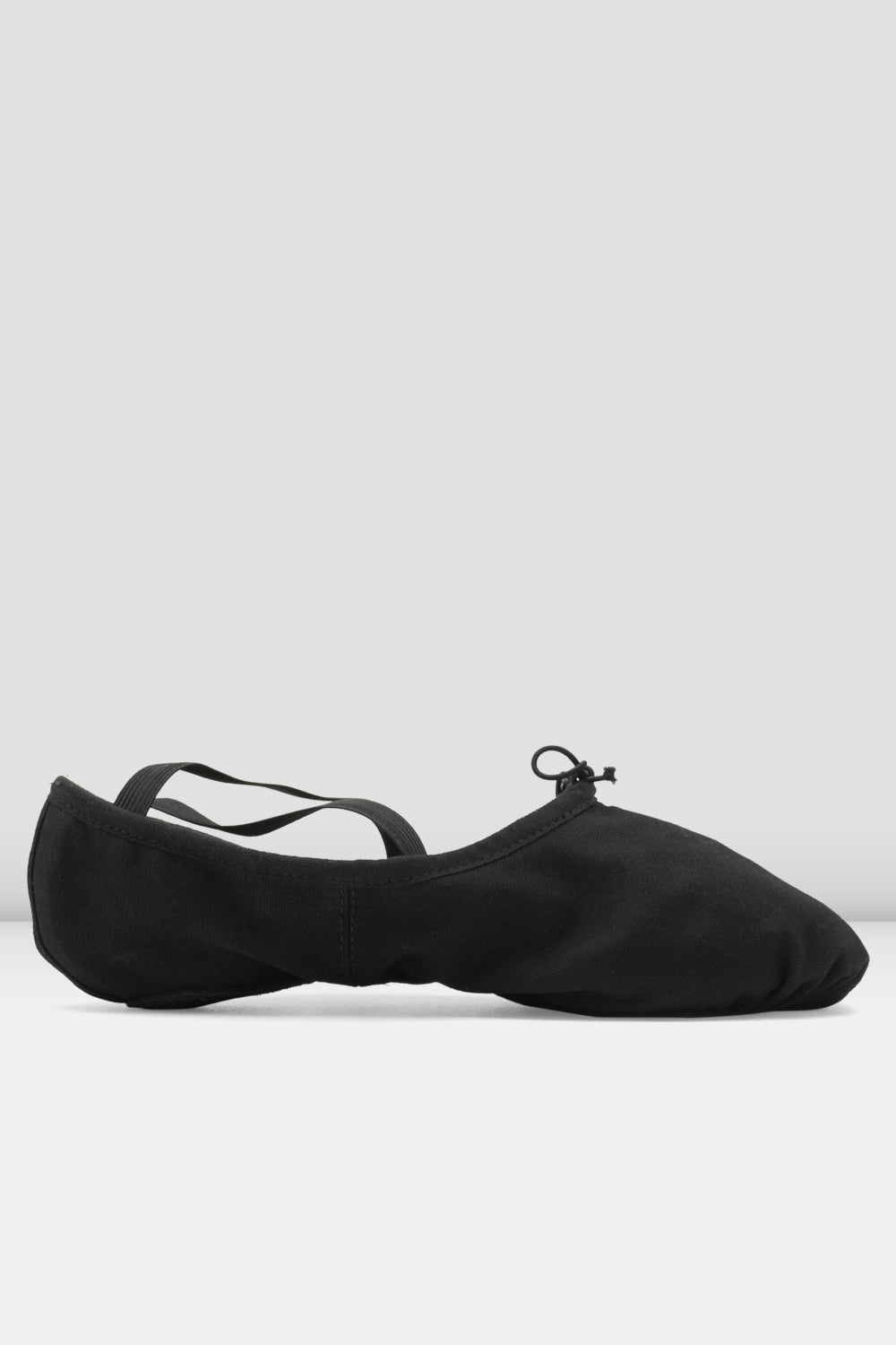 Ladies Pump Canvas Ballet Shoes - BLOCH US