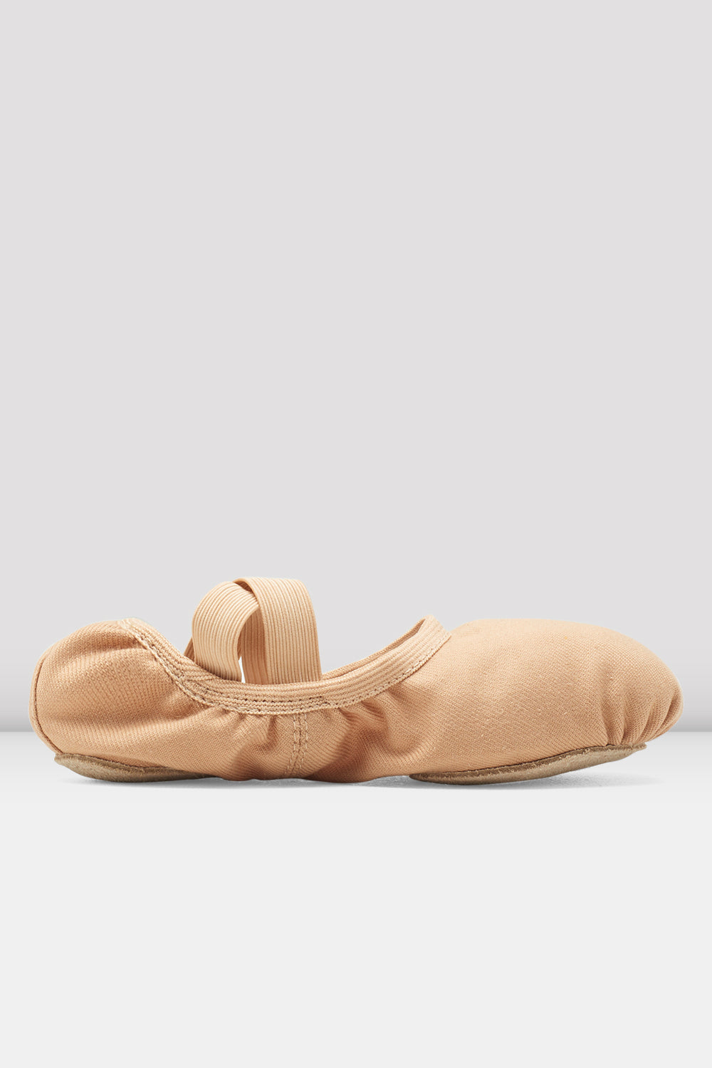 Childrens Performa Stretch Canvas Ballet Shoes