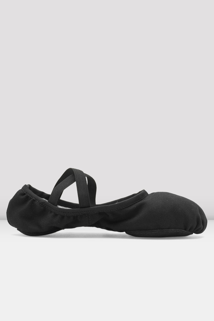 Mens Performa Stretch Canvas Ballet Shoes - BLOCH US