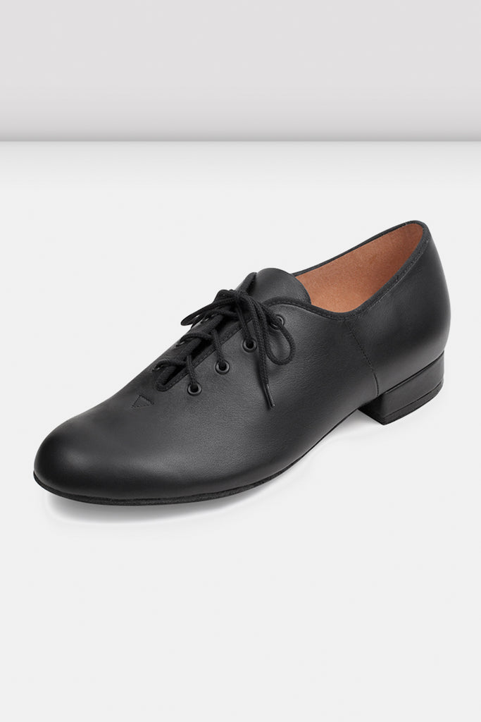 Mens Leather Jazz Oxford Character Shoes - BLOCH US