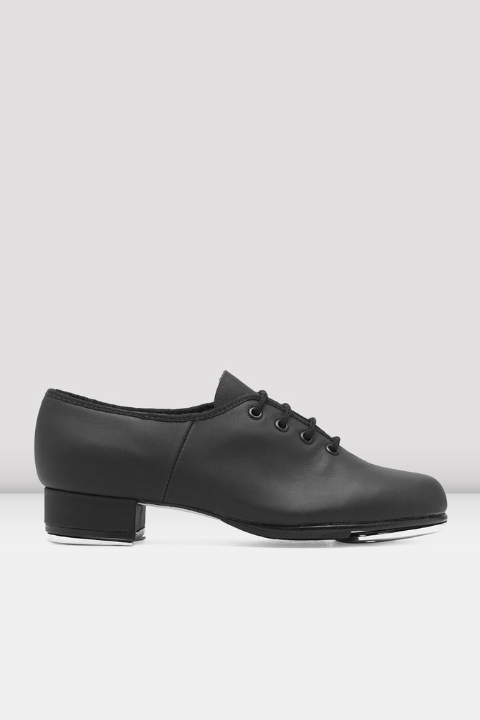 Girls Jazz Tap Leather Tap Shoes