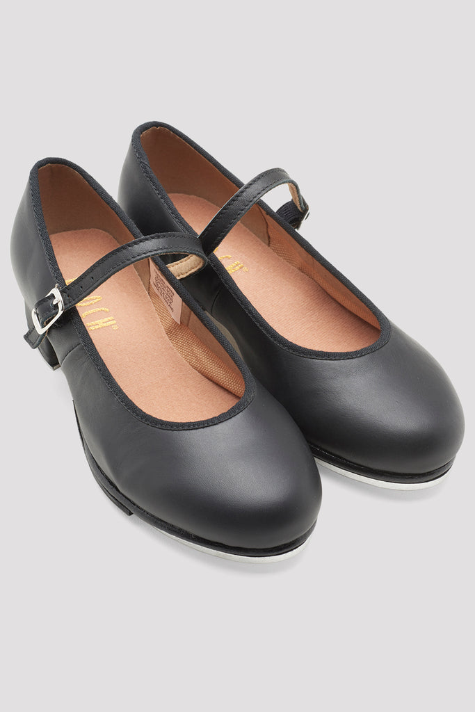 Girls Tap-On Leather Tap Shoes - BLOCH US