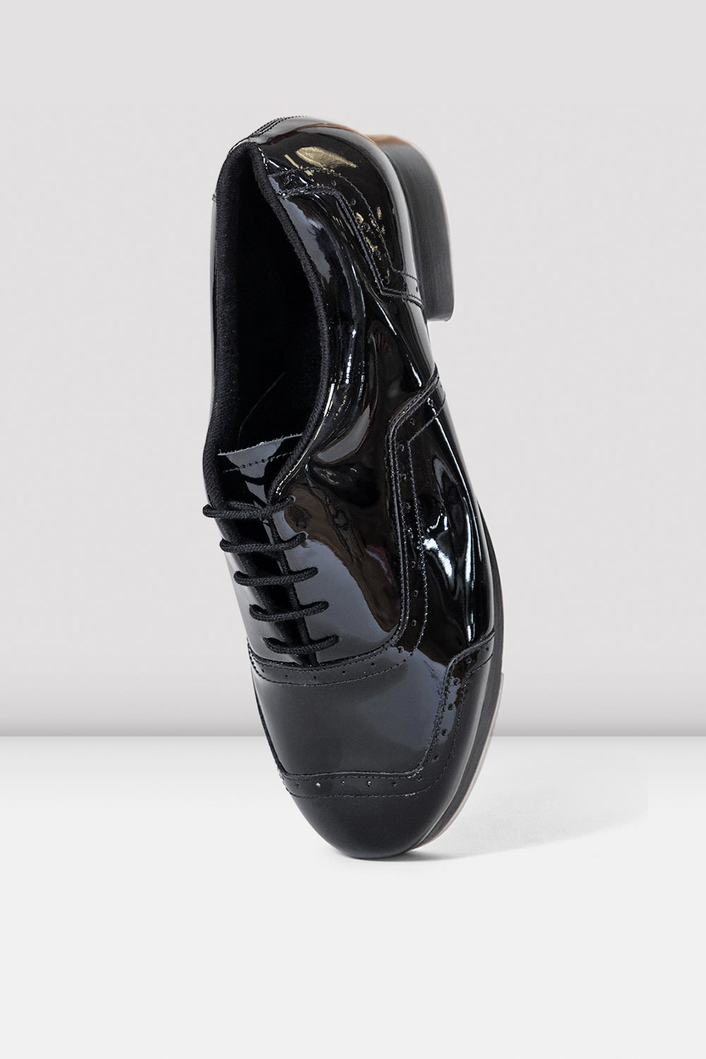 Mens Jason Samuels Smith Patent Tap Shoes - BLOCH US