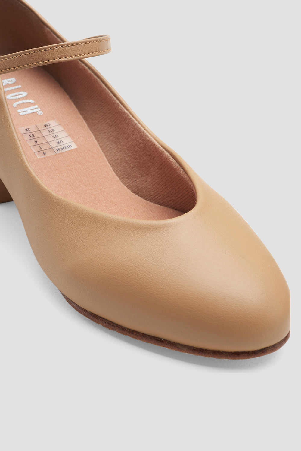 Ladies Broadway-Lo Character Shoes - BLOCH US