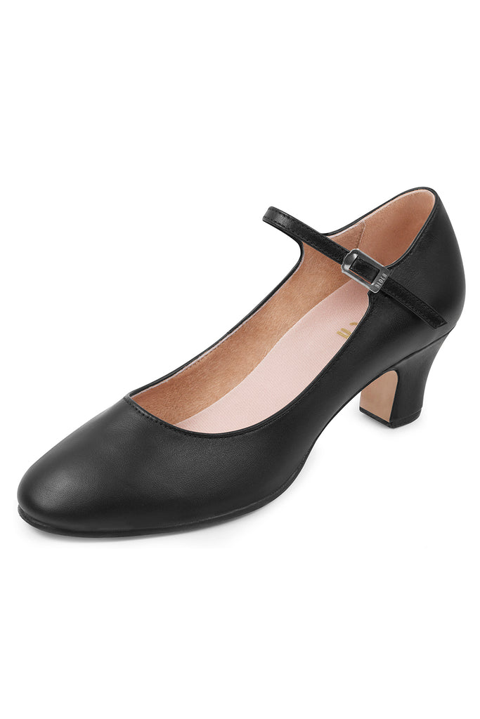 "Ladies Chord Character Shoes 2"" Heel - BLOCH US"