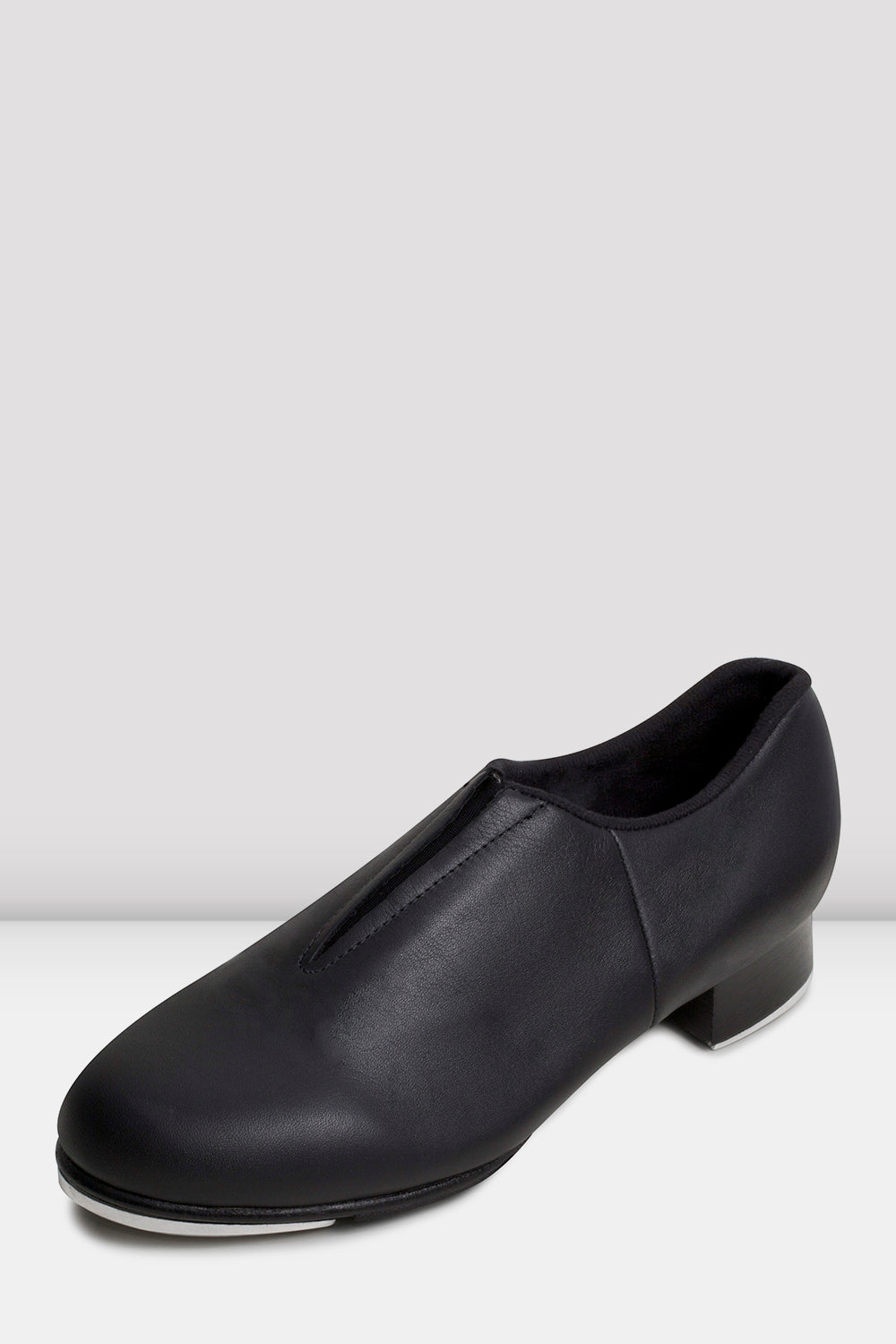 Ladies Tap Flex Slip On Leather Tap Shoes - BLOCH US